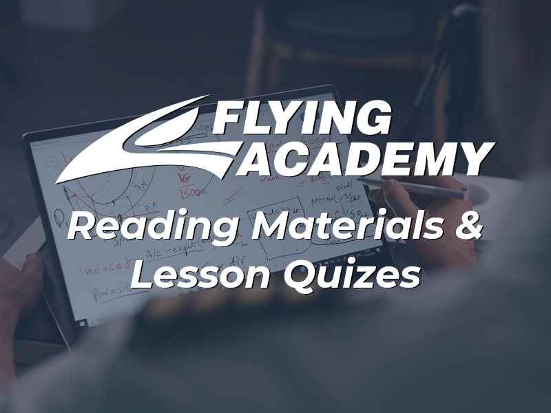 Reading Materials and Lesson Quizzes