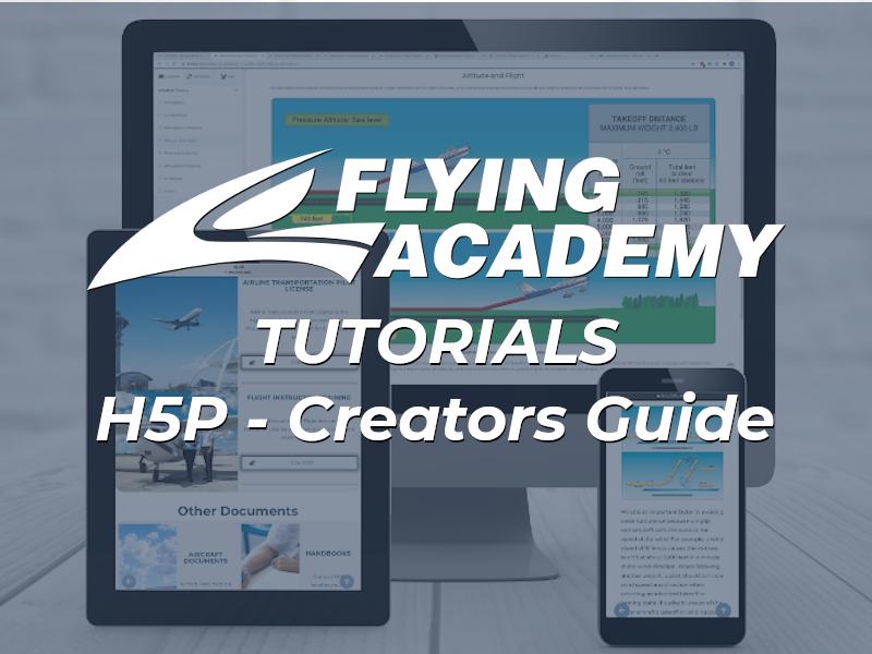 H5P Content - Creators Guide